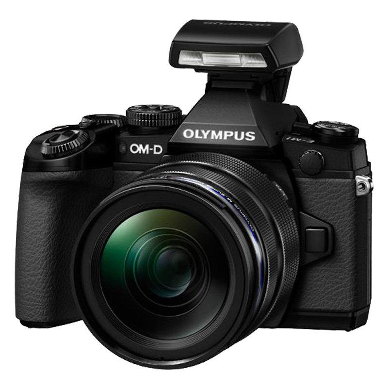 奥林巴斯单�_om-d e-m1套机(12-40mm) 微型单电(套餐一)奥林巴斯·单电/微单相机