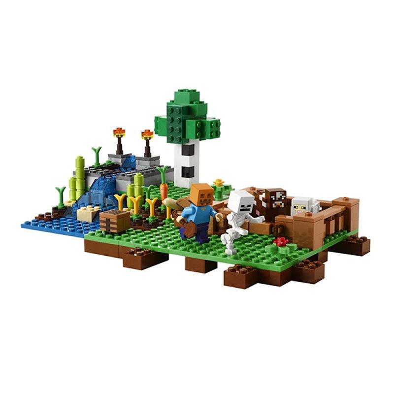 乐高lego 21114 我的农场