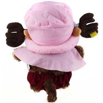 蒙奇奇 海贼王动漫35cm超萌乔巴款 可爱的礼物