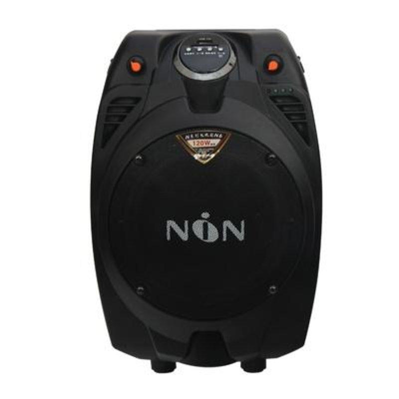 金正(nintaus)n6户 外移动音箱 黑色
