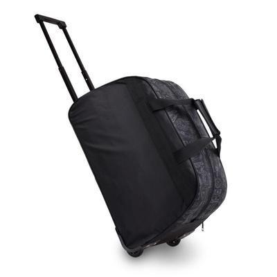 爱华仕拉杆箱旅行袋手提包旅行包拉杆包旅行箱行李箱登机 蓝色 8021