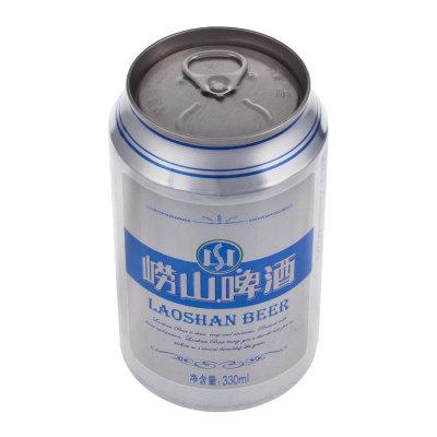 青岛啤酒 崂山啤酒小罐330ml*24听
